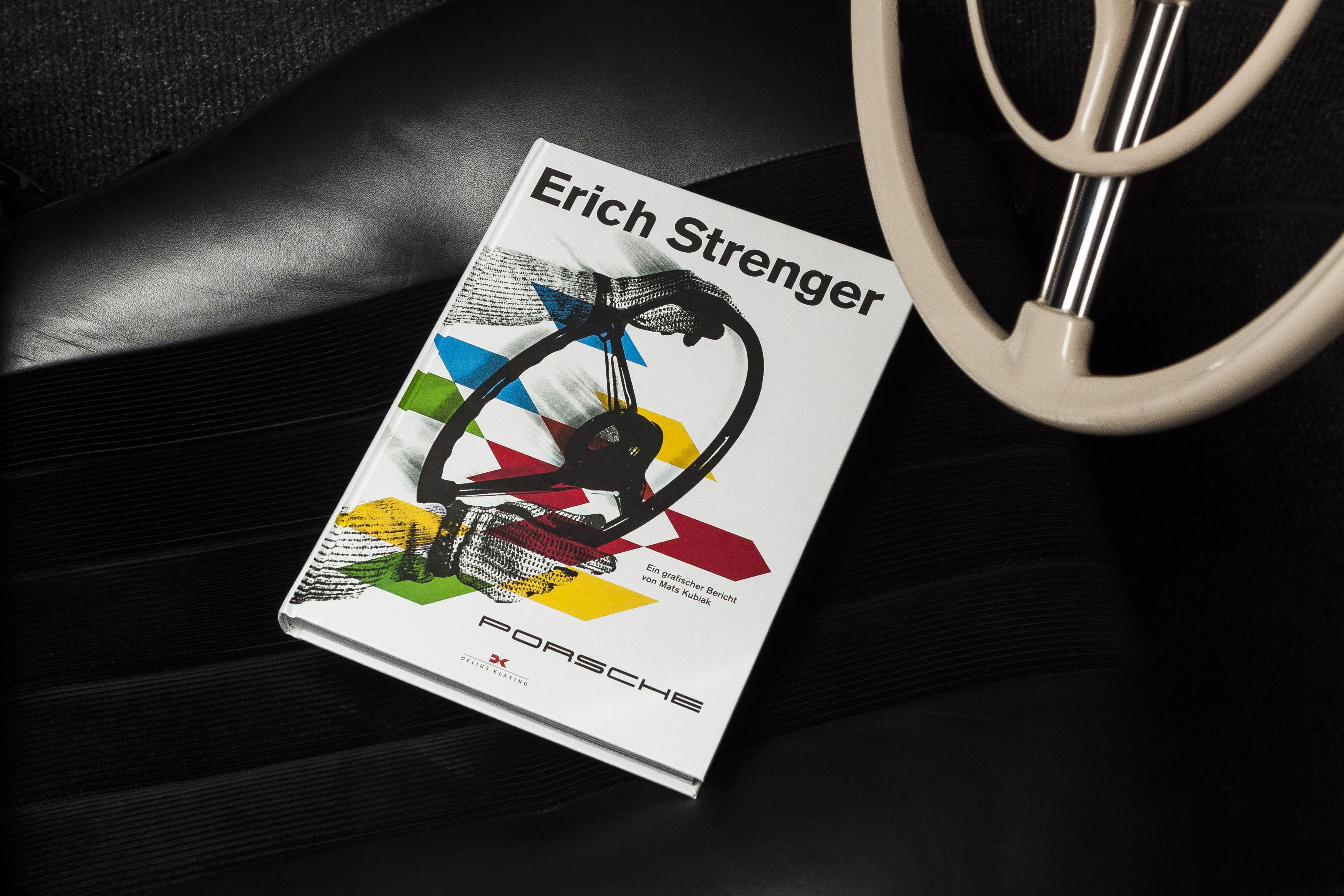 Ein buch f r porsche fans page online for Buch design