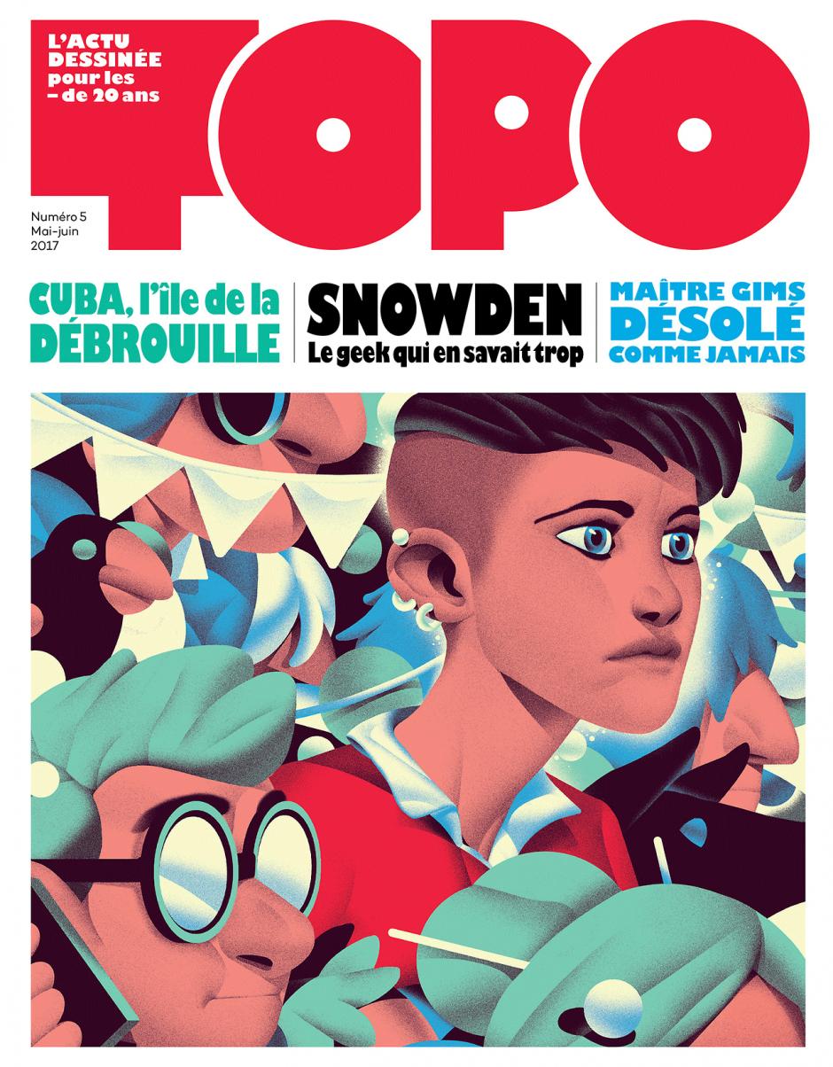 79177e928c024d Die schönsten aktuellen Magazin-Cover mit Illustrationen