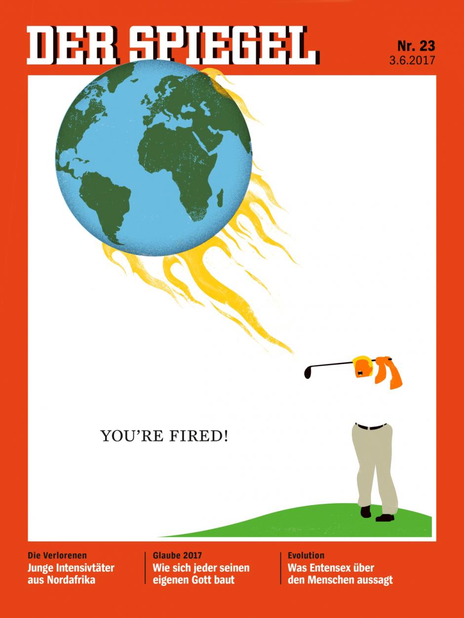 Die sch nsten aktuellen magazin cover mit illustrationen for Der spiegel letzte ausgabe