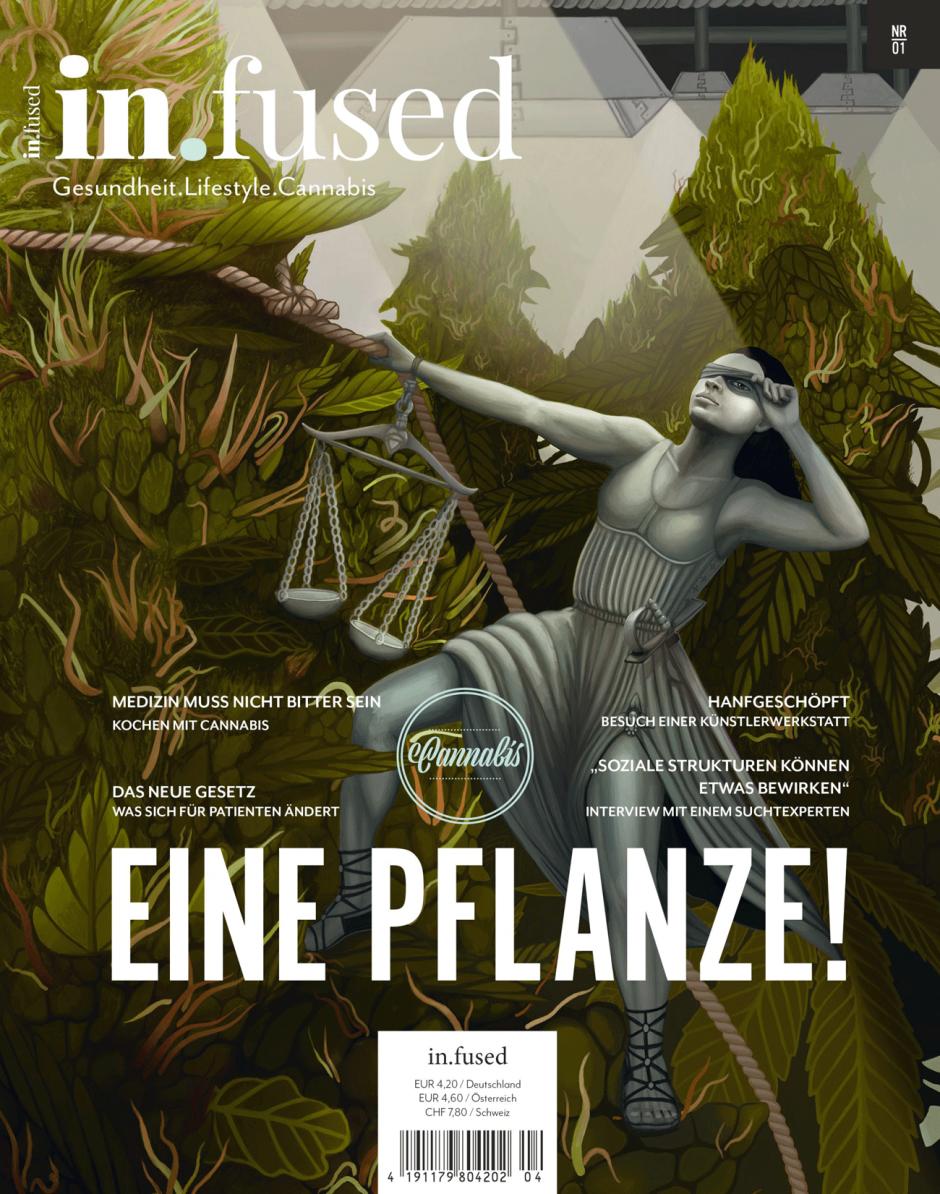 Die schönsten aktuellen Magazin-Cover mit Illustrationen | PAGE online