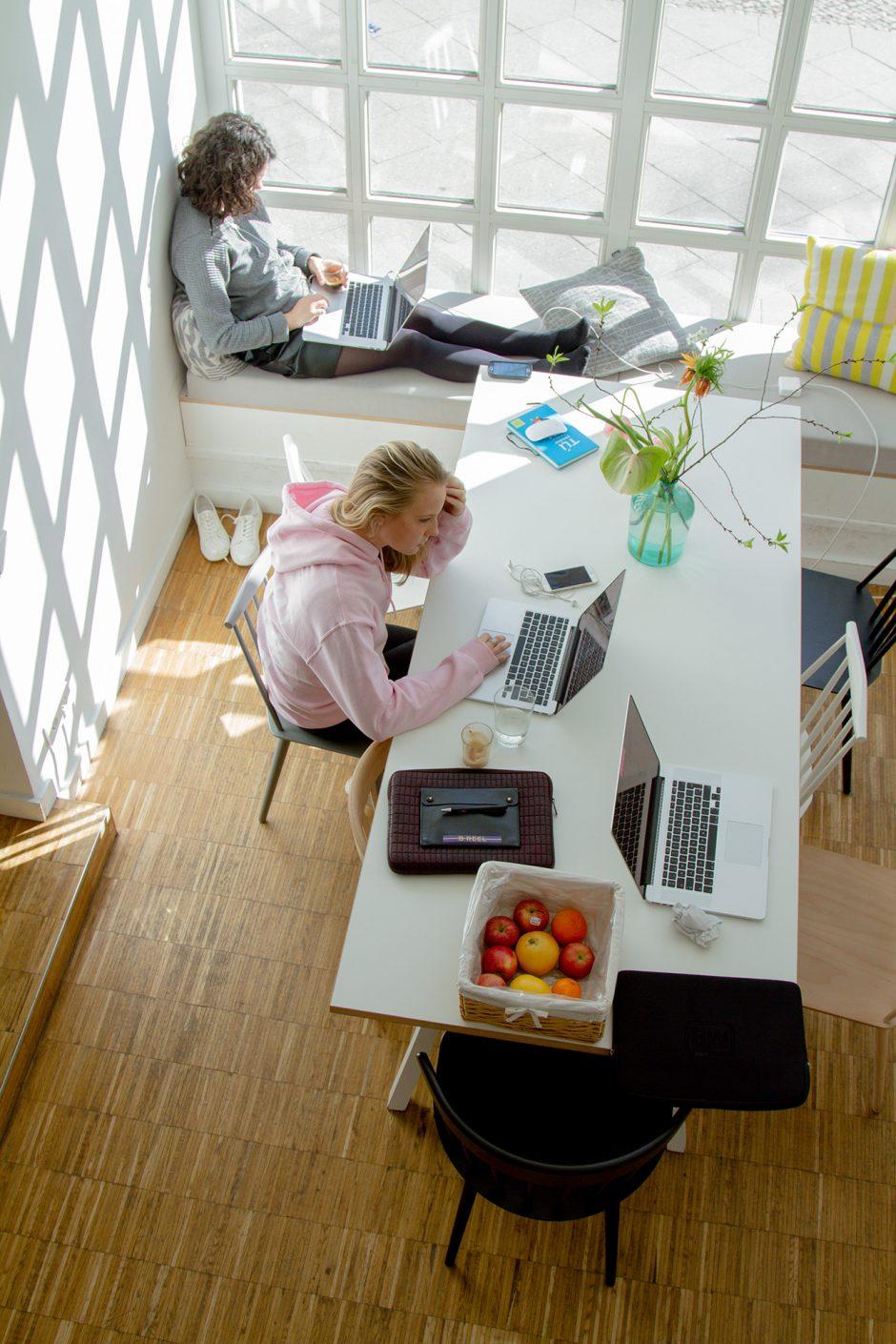 Blick ins Studio: B-Reel Berlin