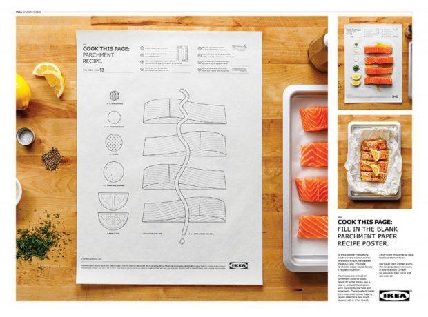 geniale rezept plakate von ikea page online. Black Bedroom Furniture Sets. Home Design Ideas