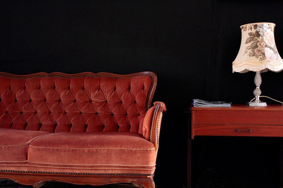 Blick ins Studio –Das Studio