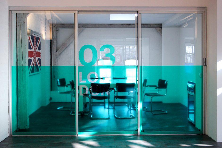 Blick ins Studio: Brand Union Hamburg