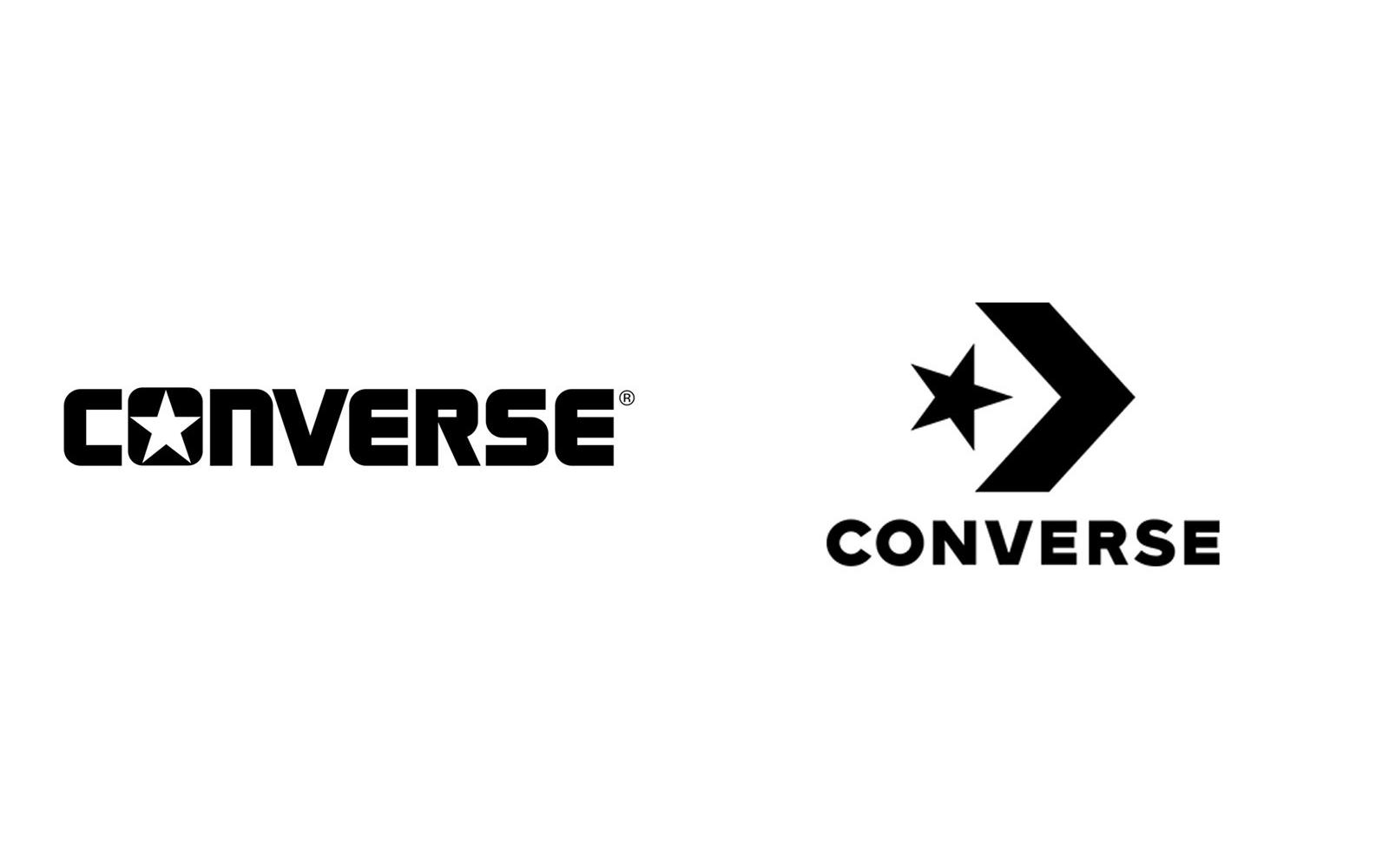 Converse Logo, Logodesign