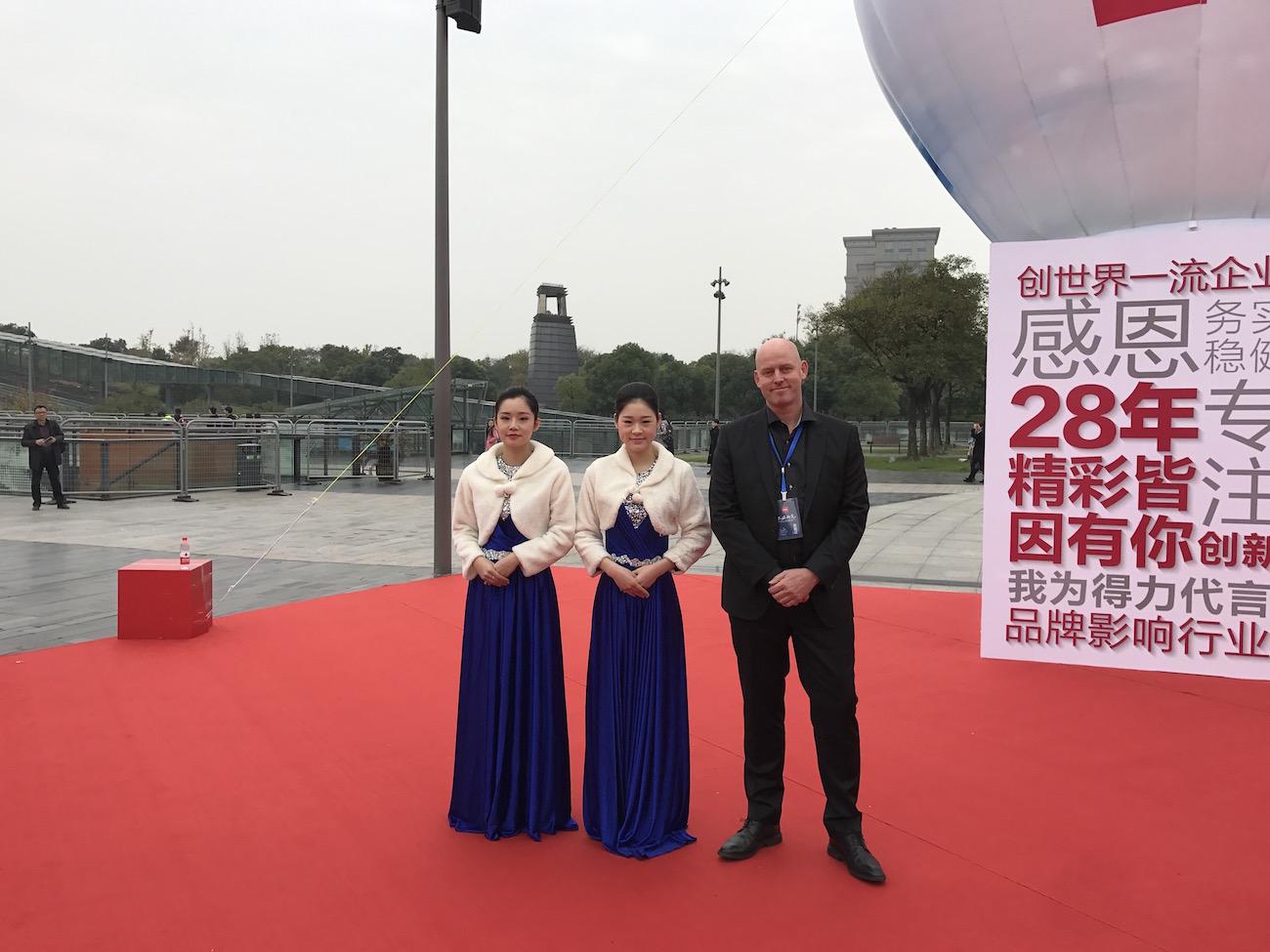 Chinesische Dating-Agentur