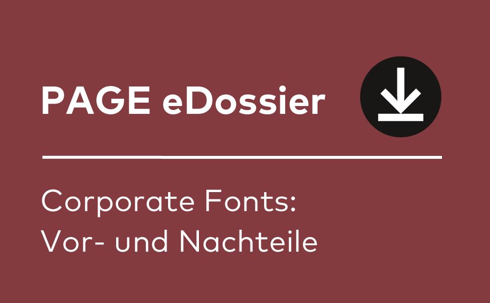 Corporate Fonts: Wir sagen Ihnen, wann eine exklusive