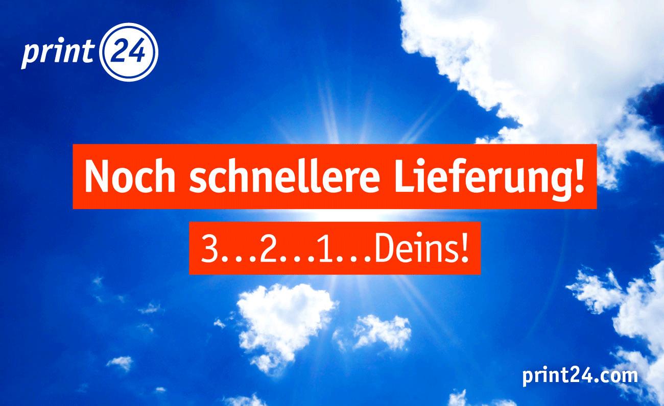 Print24 Com Senkt Lieferzeiten In Europa Page Online