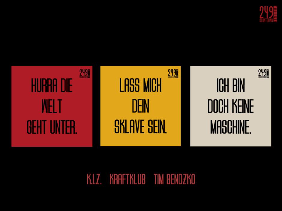 AMD Plakate zur Bundestagswahl 2017