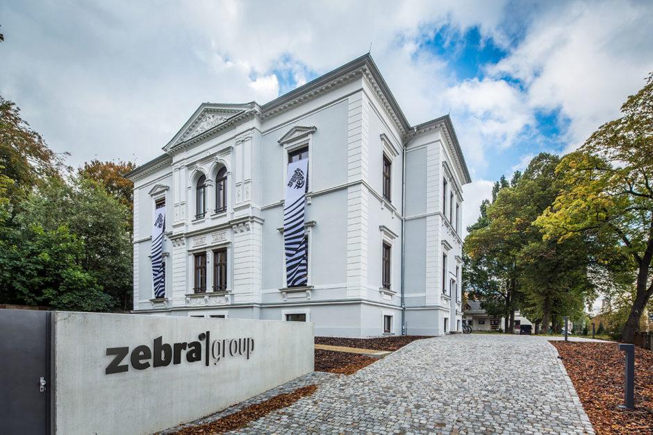Blick ins Studio: zebra Chemnitz