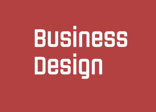 Was ist eigentlich Business Design?