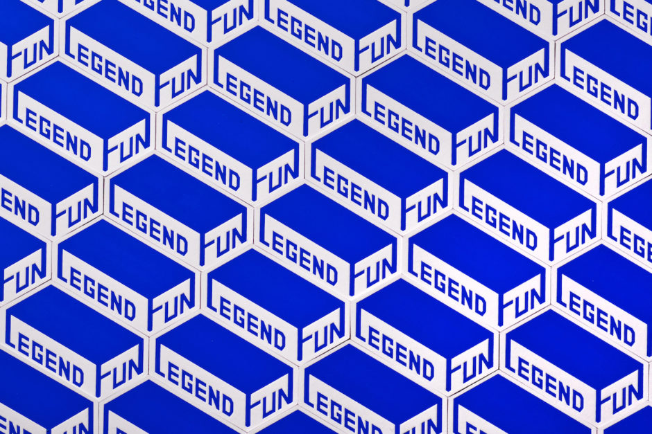 Corporate Design Legend Fun