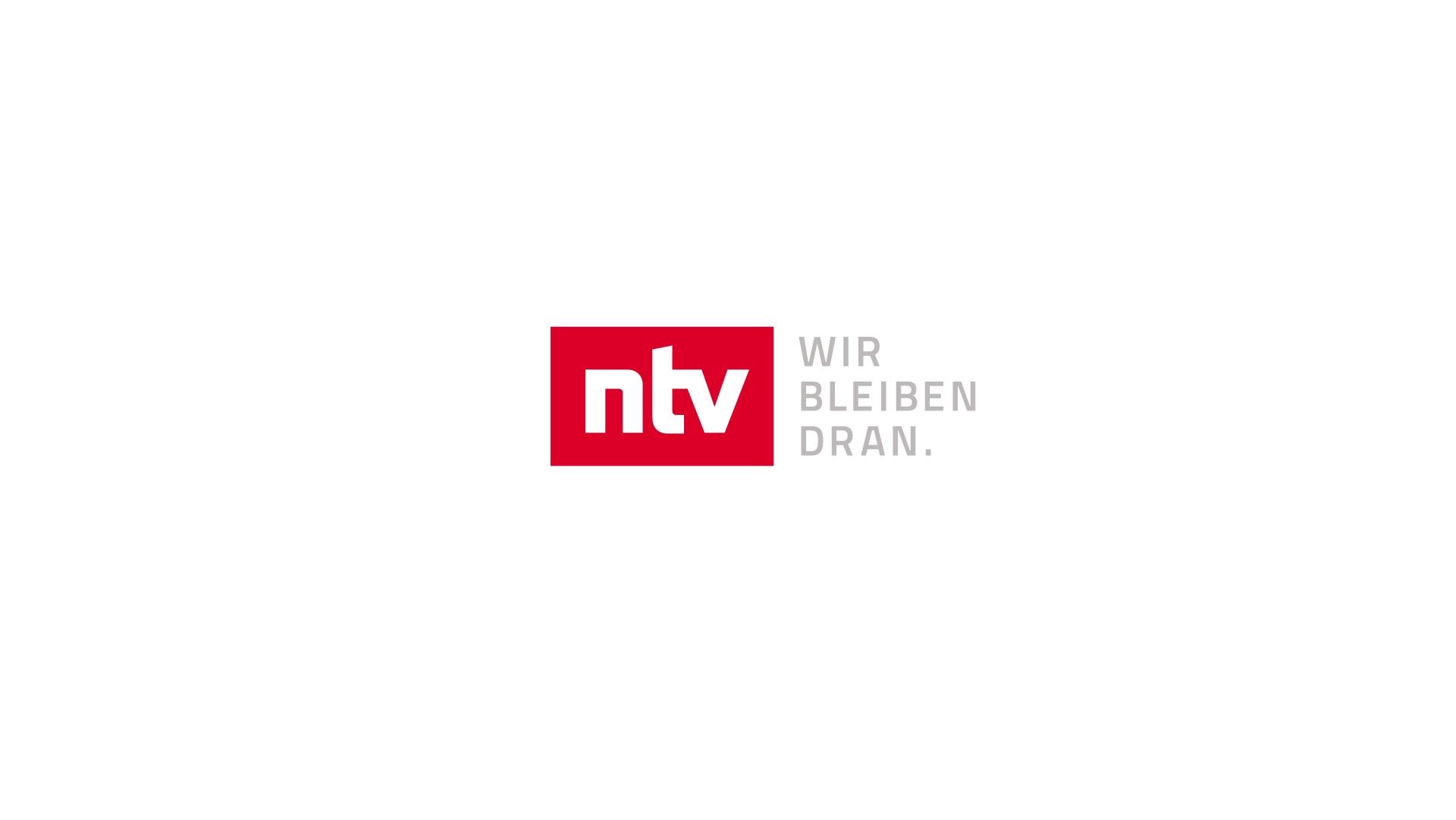 n-tv Logo Design Branding