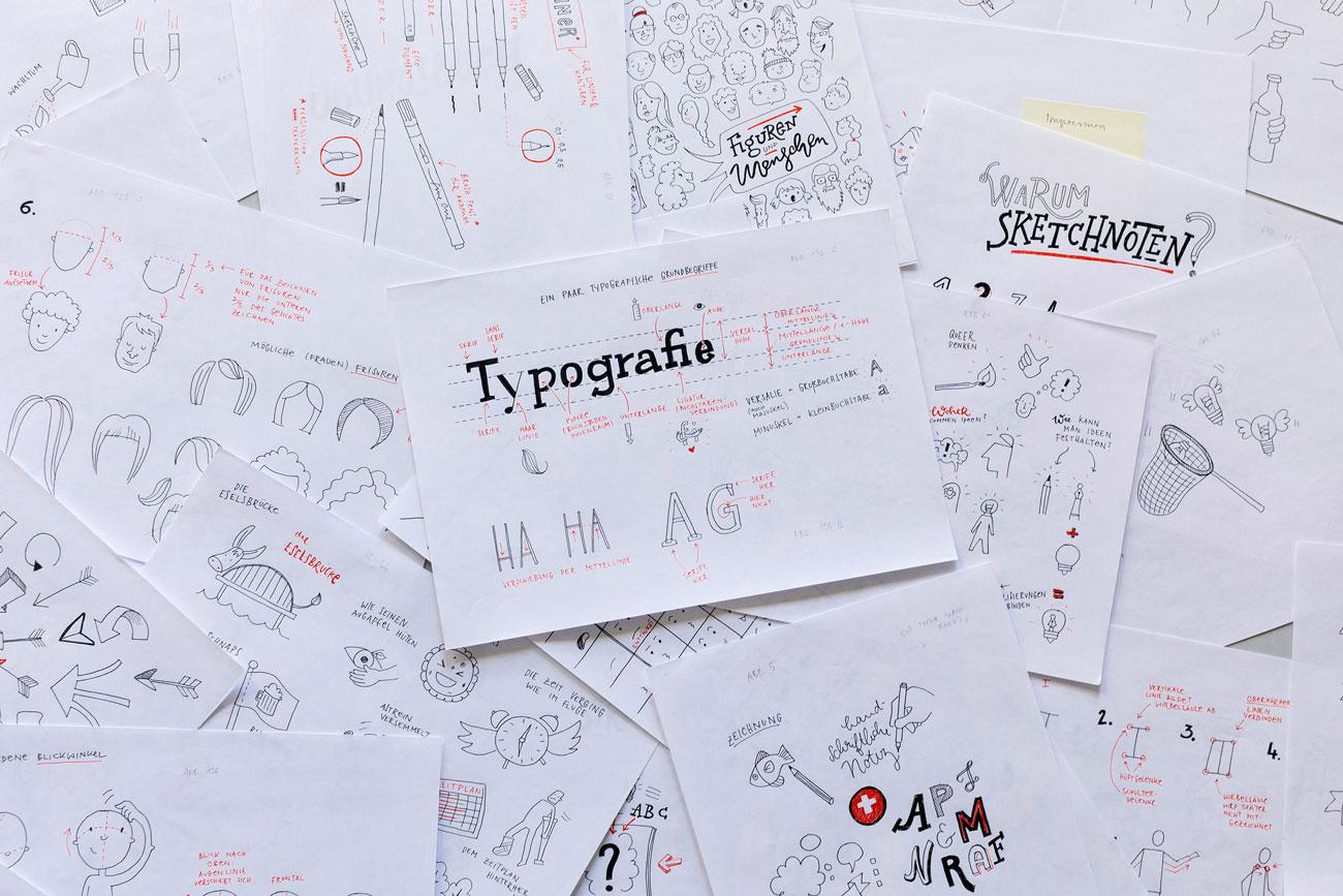 Alles über Sketchnotes und wie man sie perfektioniert | PAGE online