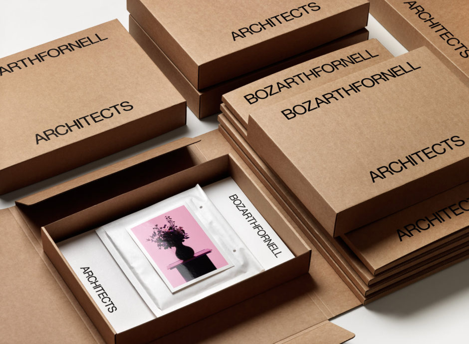 Architekten Corporate Identity