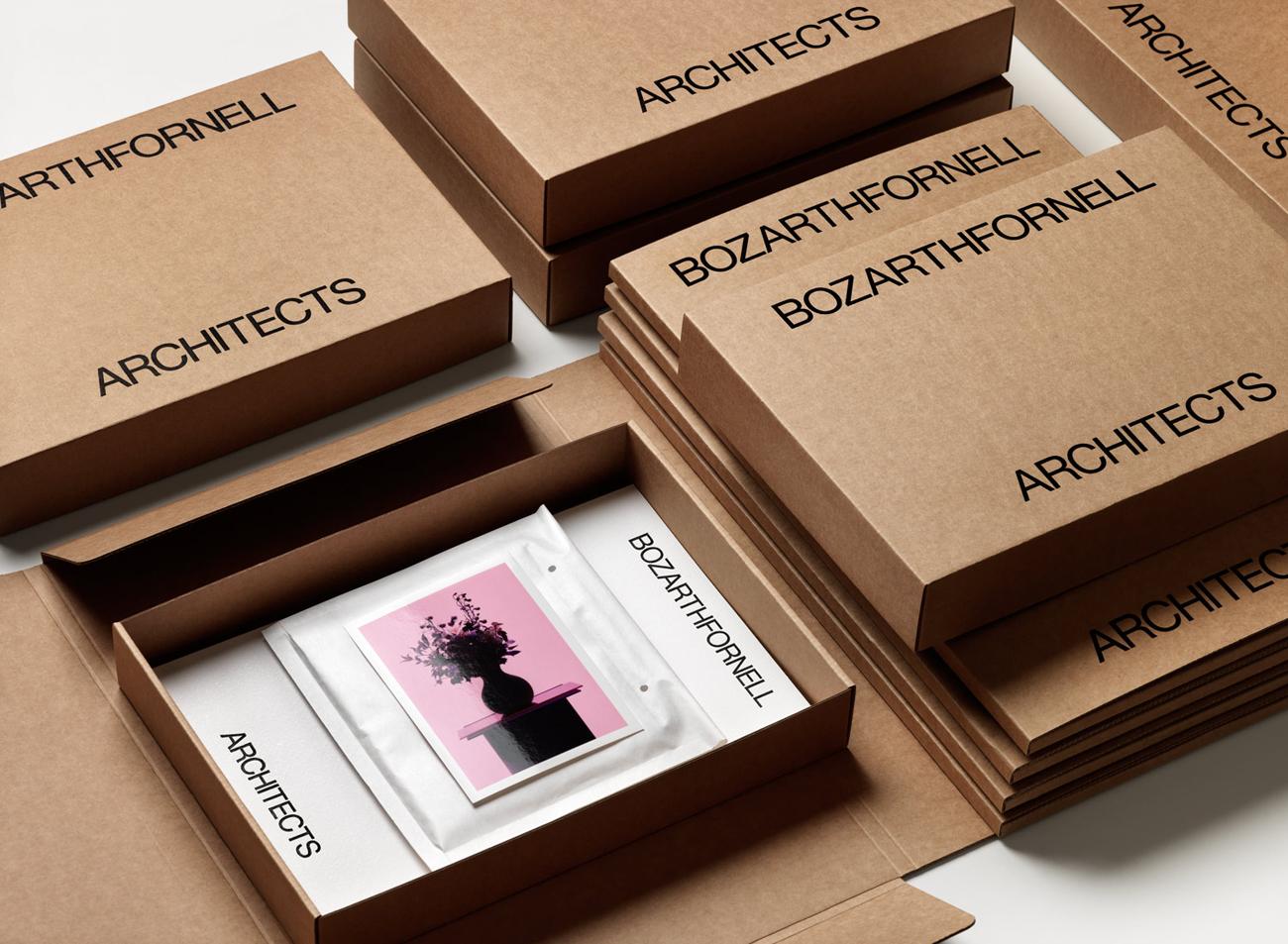Architekten Corporate Identity