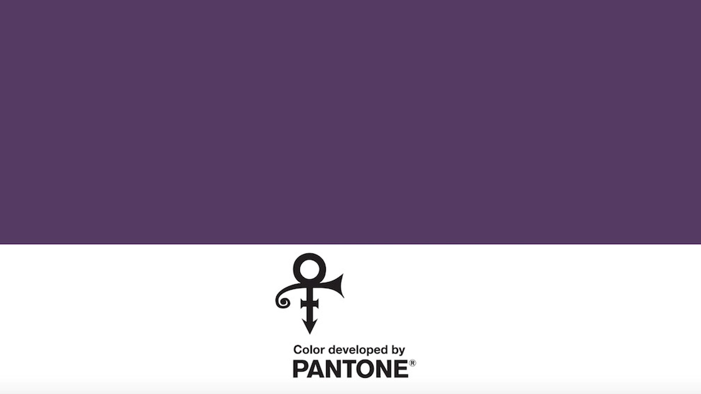 purple f r prince pantone launched den farbton love. Black Bedroom Furniture Sets. Home Design Ideas