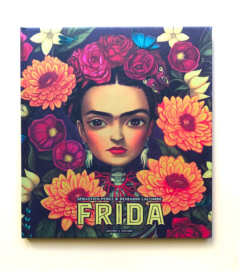 spektakul res buch ber frida kahlo page online. Black Bedroom Furniture Sets. Home Design Ideas