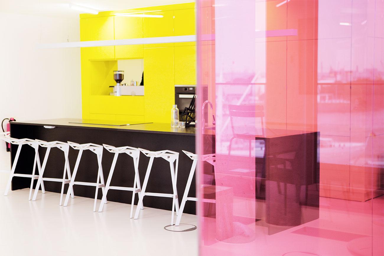 Blick ins Studio: loved
