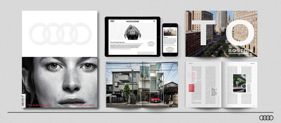 Audi Magazine loved Mirko Borsche