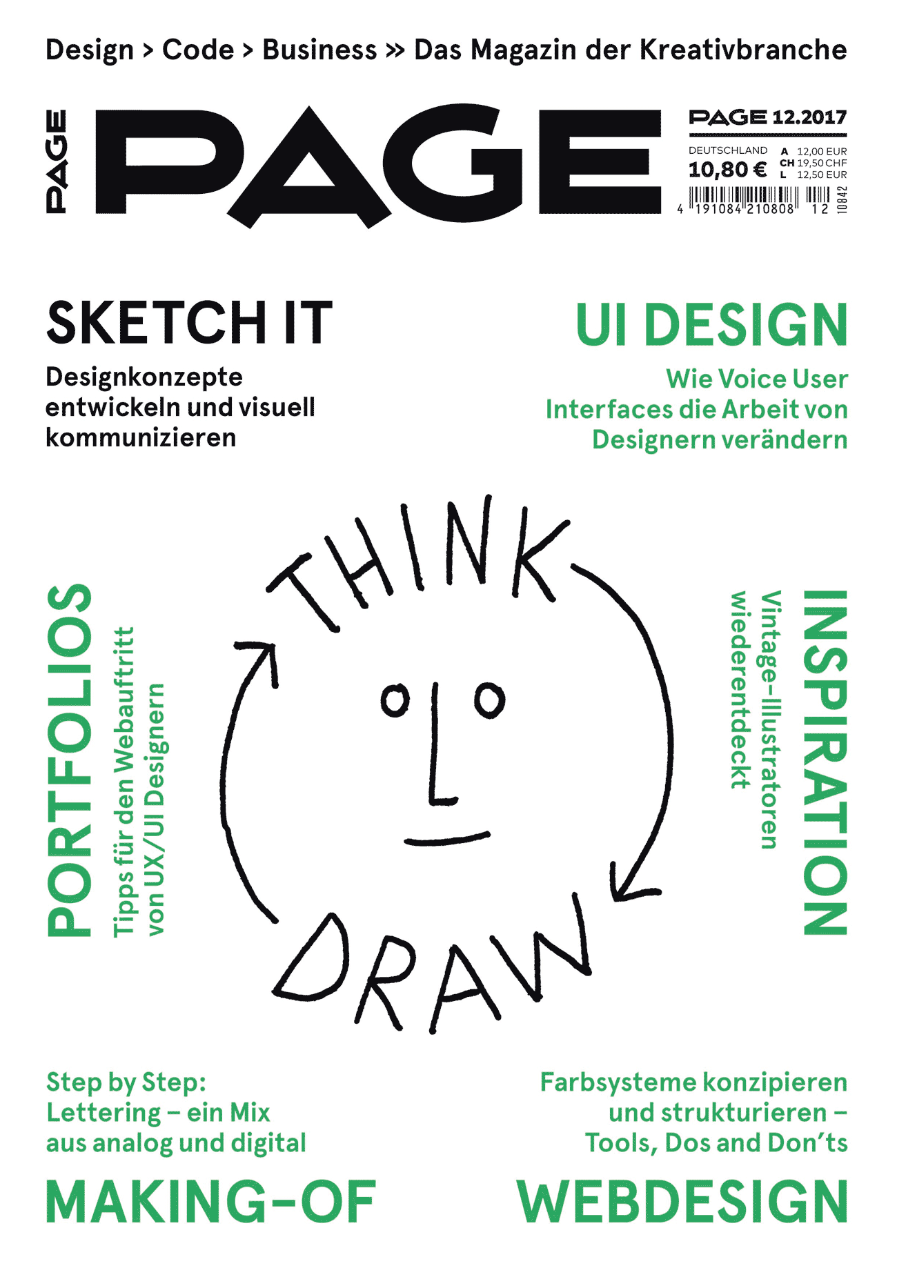 Corporate Design, Scribble, Digital Design, Grafikdesign, UX Design