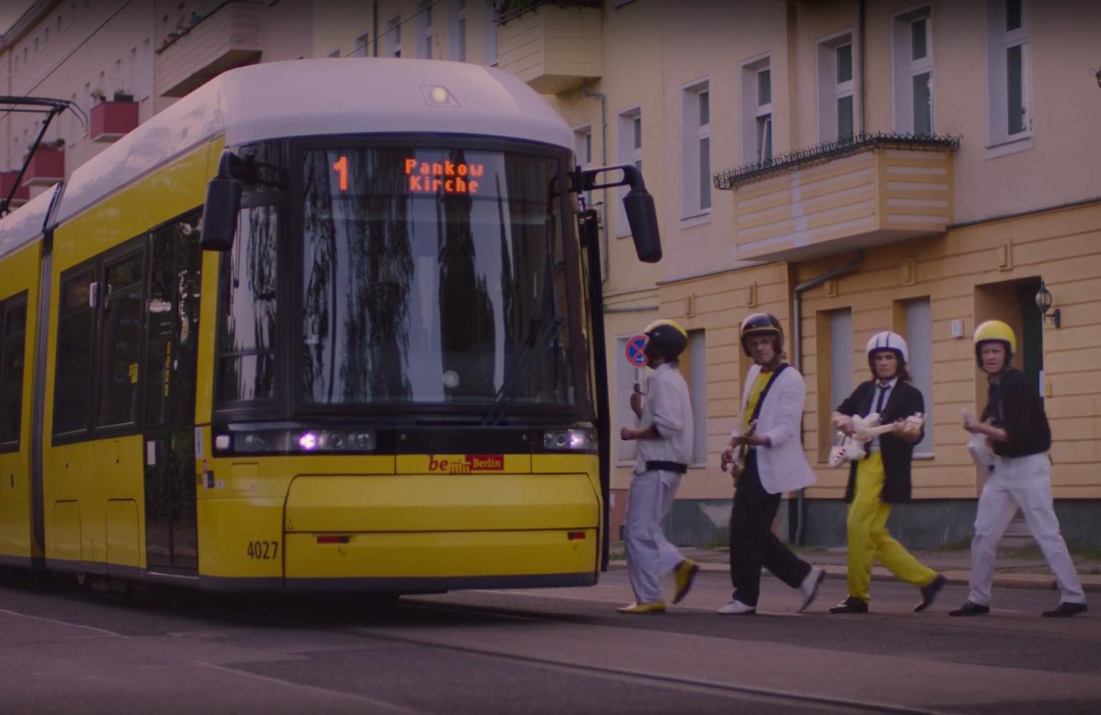 Werbung BVG Ohne uns