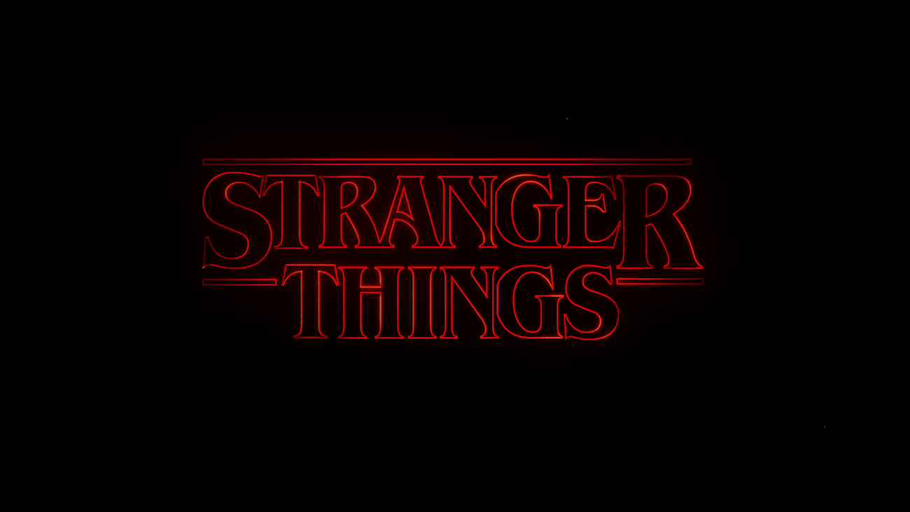 Imaginary Forces Stranger Things