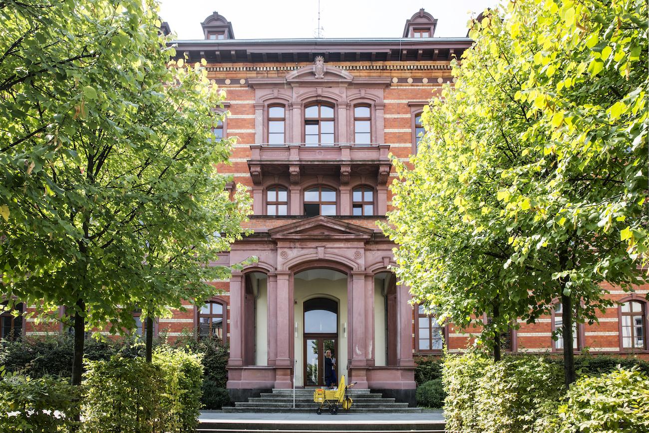 Blick ins Studio: Scholz & Volkmer Wiesbaden