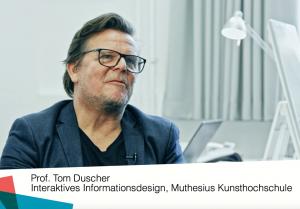 PAGE Connect, Informationsdesign an der Muthesius Kunsthochschule
