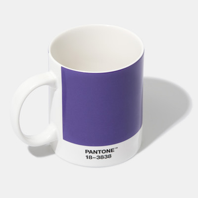 Pantone Trendfarbe 2018: Ultra Violet