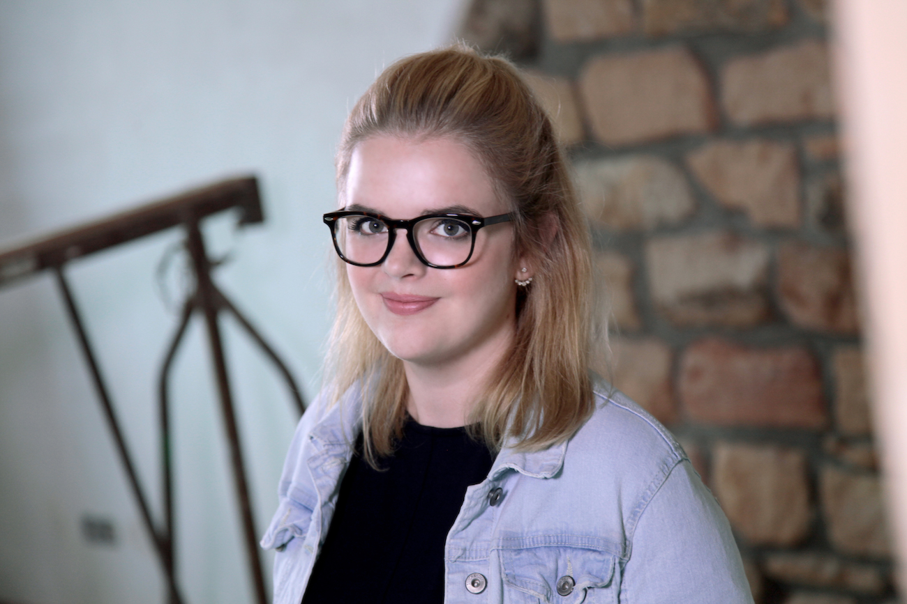 Vanessa Roder berichtet von ihren Erfahrungen mit der Mediengestalter Ausbildung