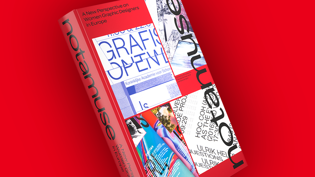 Grafikdesignbuch notamuse