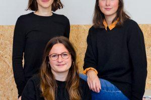 Drei Gestalterinnen für mehr Sichtbarkeit von Frauen im Grafikdesign