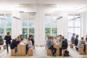 Blick ins Studio: Agentur KMS TEAM München