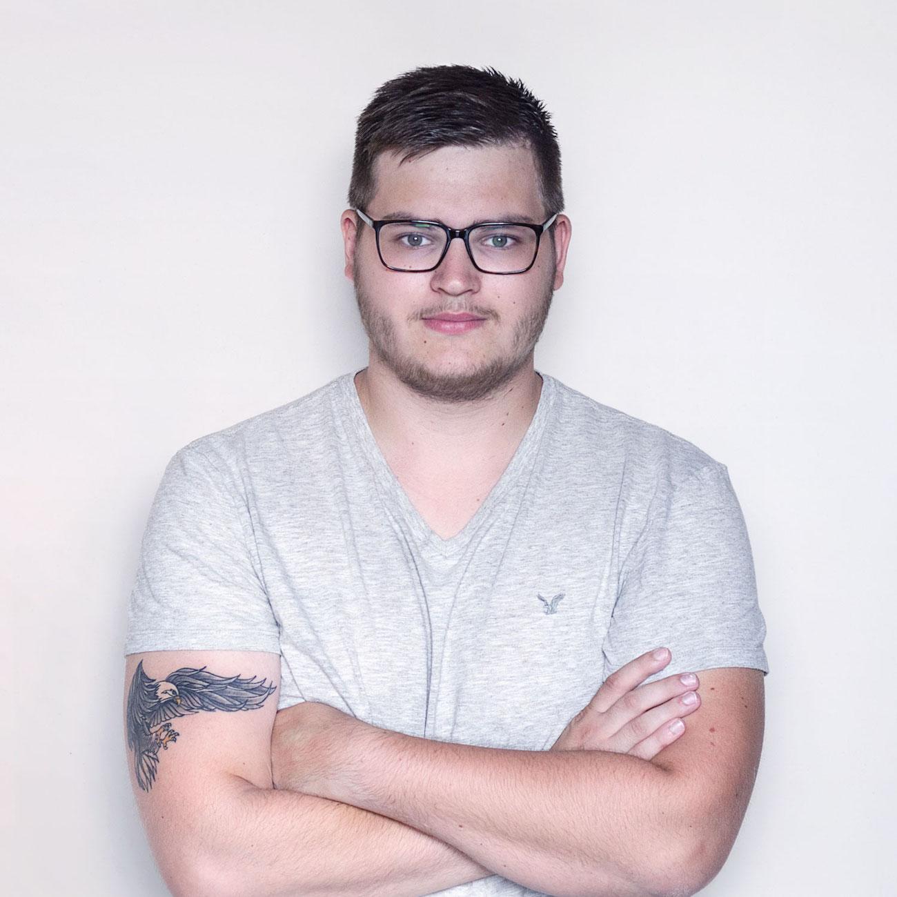 Felix Teichgräber: Erfahrung Ausbildung Mediengestalter