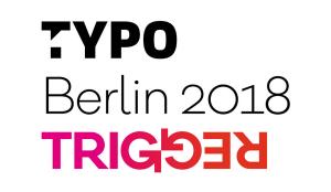 Typo Berlin 2018 Logo Programm