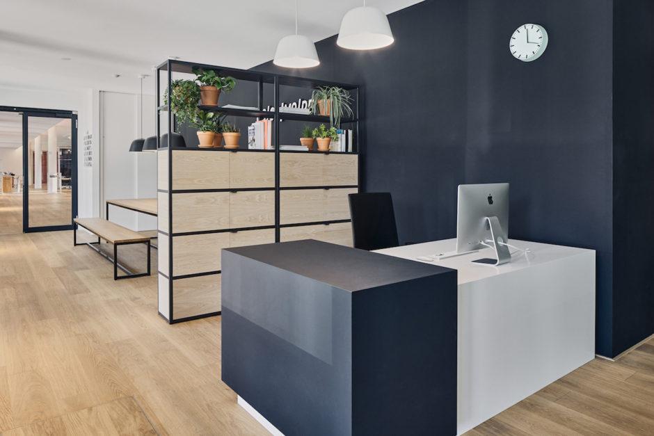 Blick ins Studio: Agentur Cocomore Köln