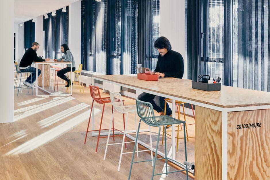 Cocomore Agentur Köln / Blick ins Studio