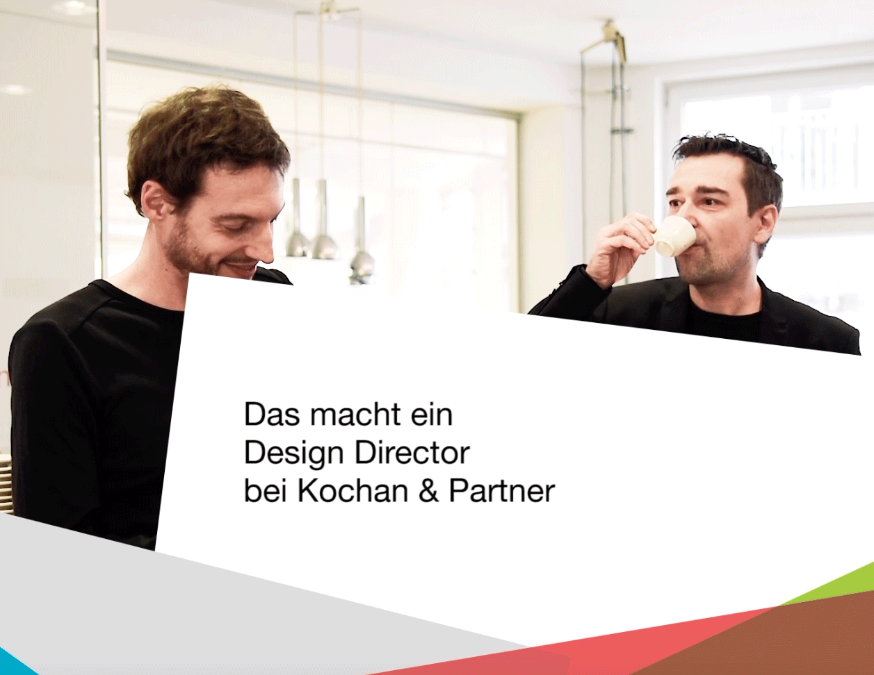 PAGE Connect, Design Director bei Kochan & Partner