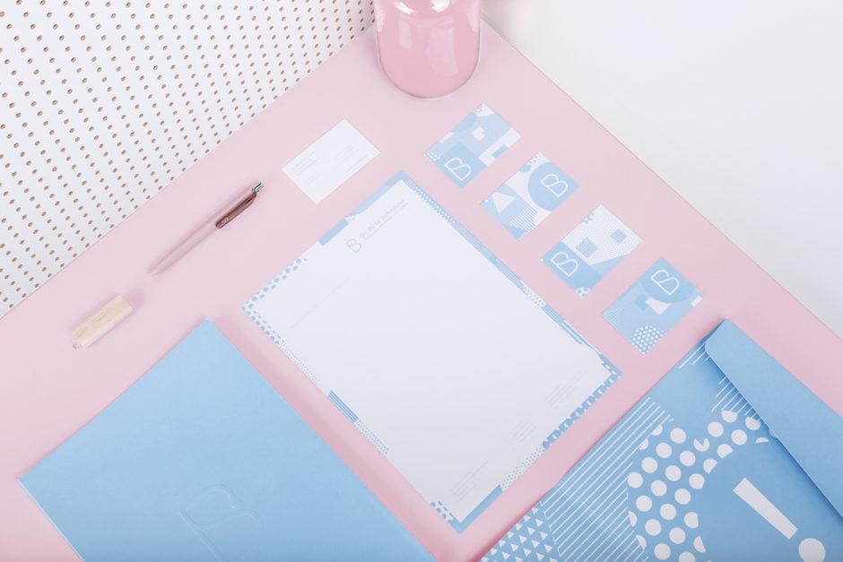 Branding Kieferorthopädie Praxis Corporate Design