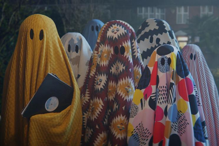 Ikea Ghosts Mother London