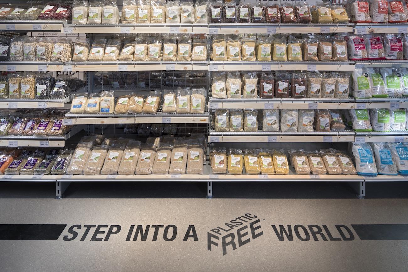 Corporate Design für plastikfreies Einkaufen