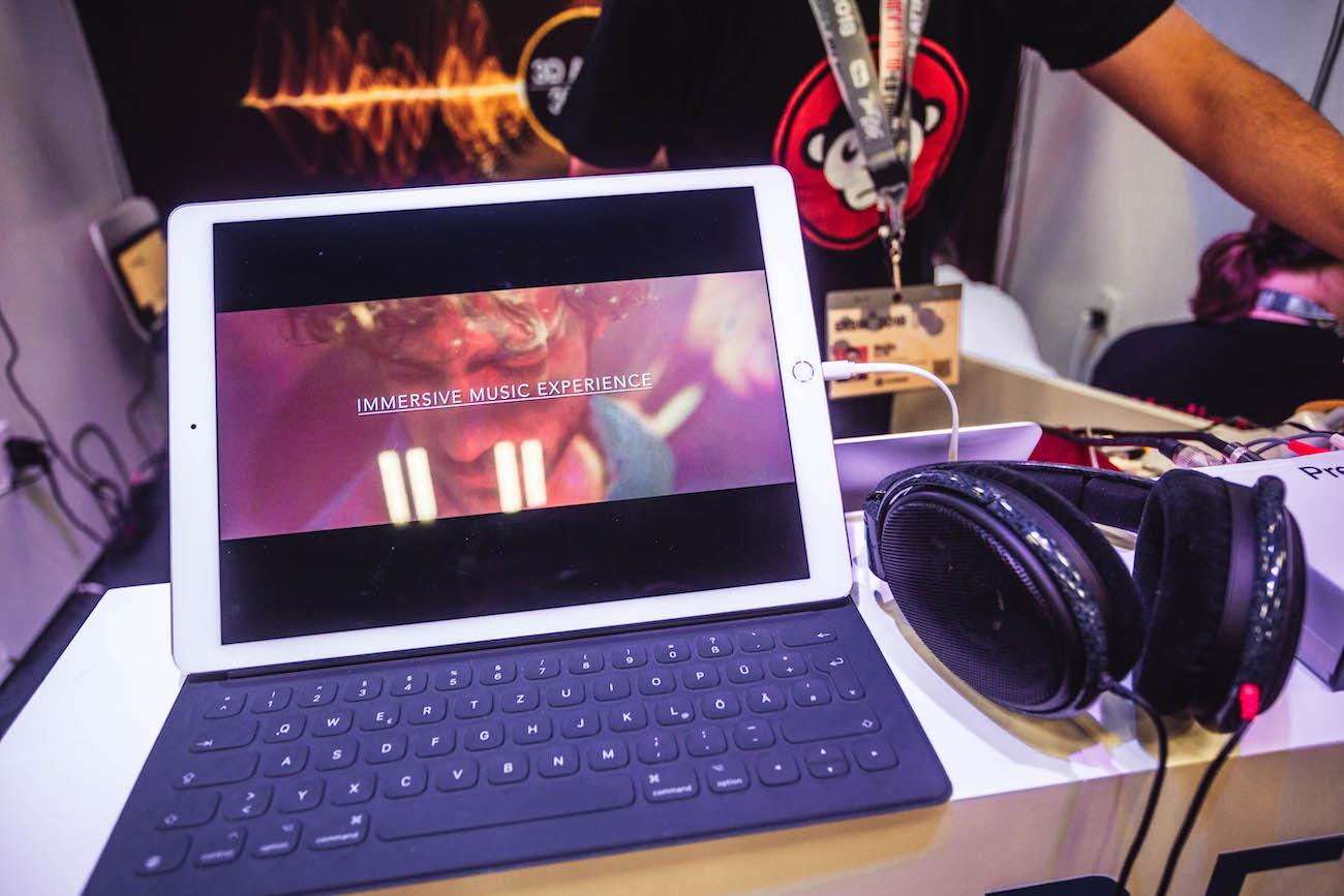 Hörprobe: Der Unterschied zwischen Stereo und 3D Sound