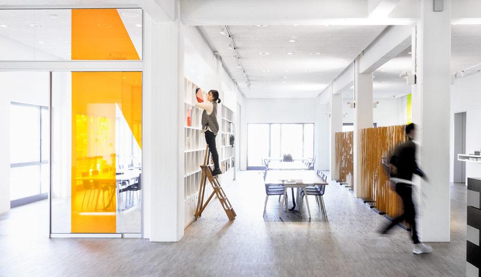 Dart Design Gruppe Blick ins Studio