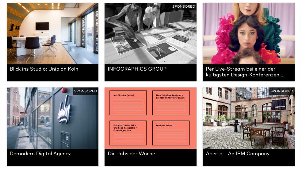 FindYourCompany - das neue Karriereportal von PAGE für alle Kreativen