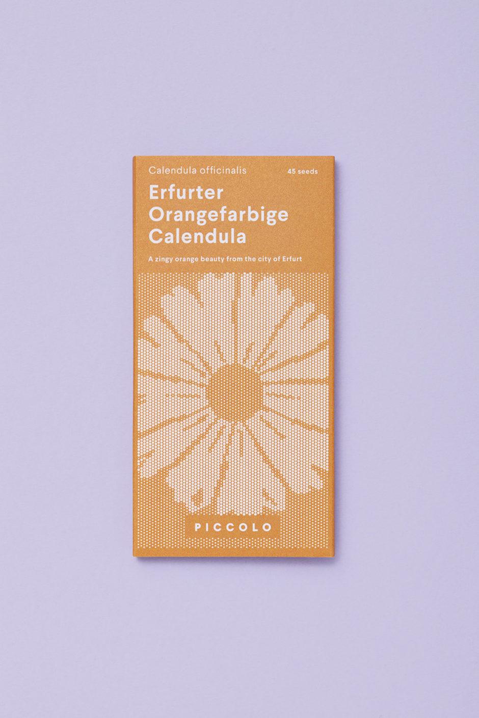 Here Design: Packaging Design für Piccolo-Samen