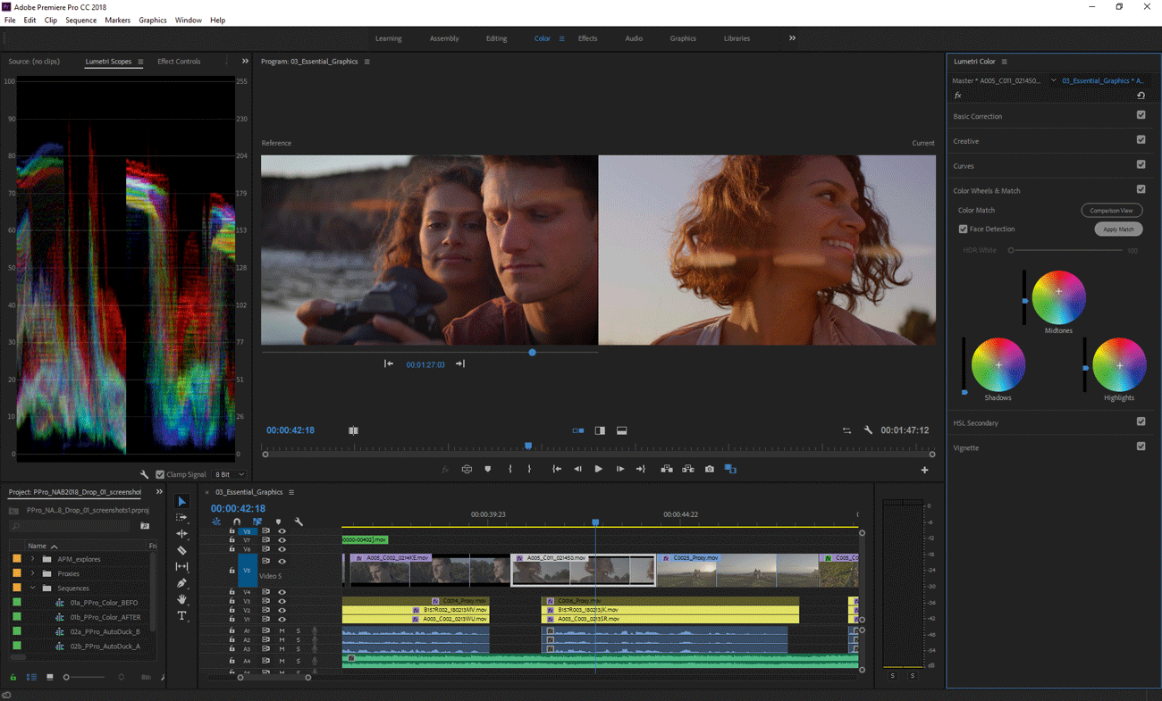 Premiere, After Effects News