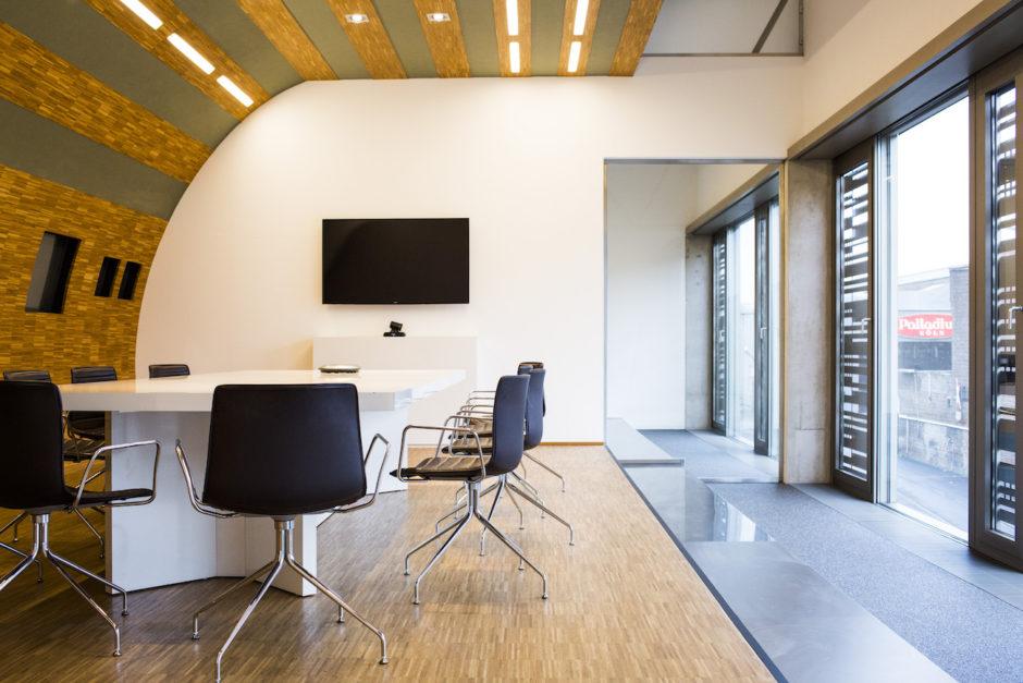 Agentur Uniplan Köln Blick ins Studio
