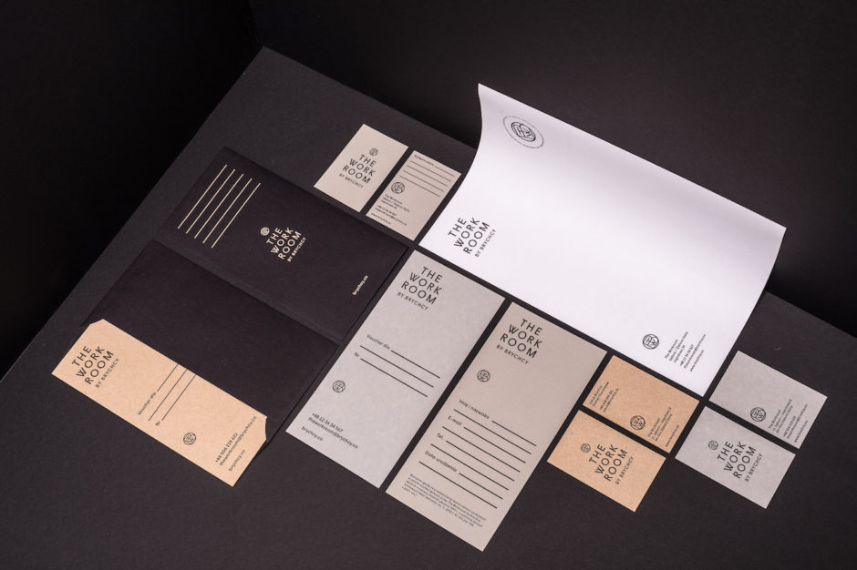 Corporate Identity Design für Friseure