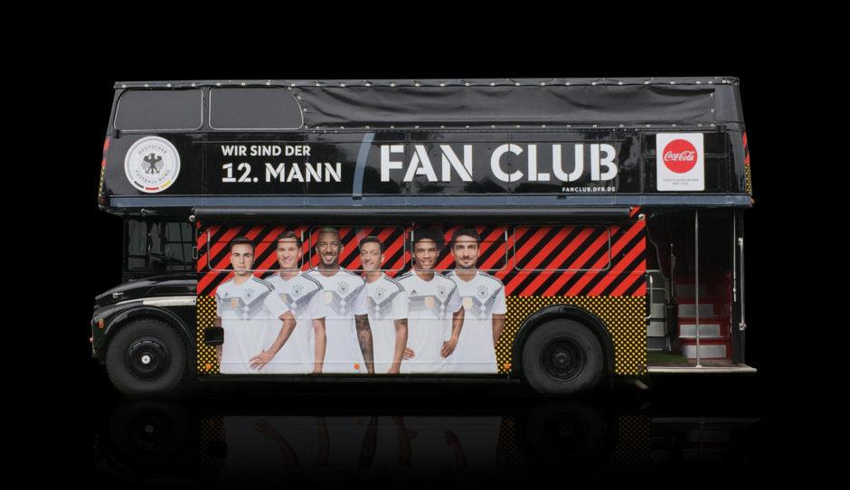 Strichpunkt Branding DFB